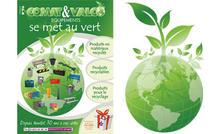 Comat et Valco se met au vert …